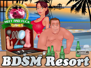 BDSM fuck game with anal sex and painful ass fucking