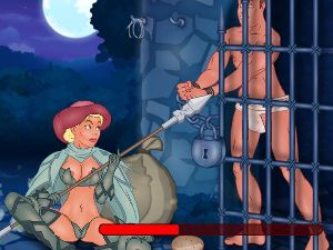 Play free ass fuck game with prison sex slave porn