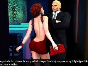 Sexy spy agent fucked in a free flash game