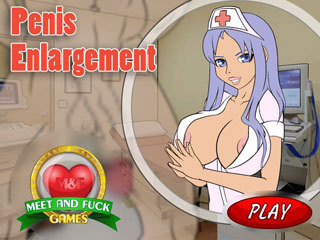Virtual penis enlargement with big cocks and huge dicks