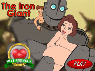 Play with horny robot who fucks nude girls